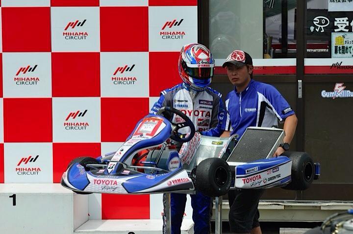 オートバックス 全日本カート選手権 KF-1部門 第7戦 第8戦