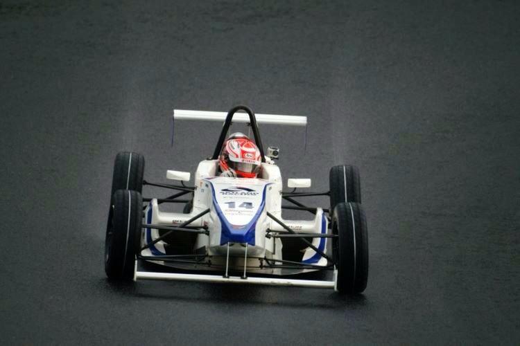 鈴鹿クラブマンレース Super-FJ  第5戦