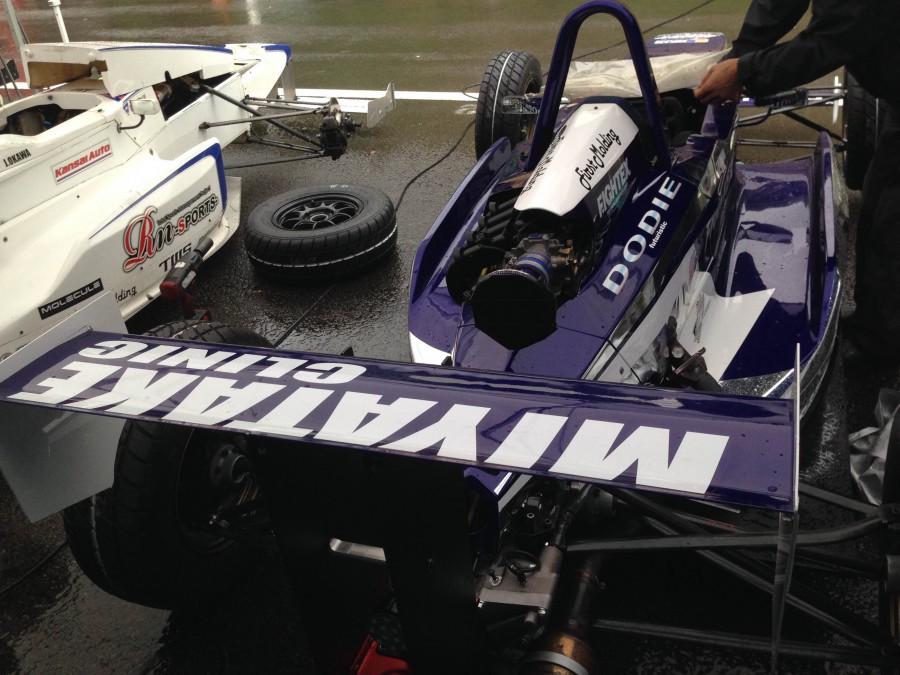 Super-FJ ドリームカップレース
